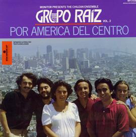 Grupo Raiz, Vol. 2: Por América del Centro