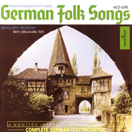 20 Best-Loved German Folk Songs