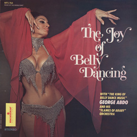 The Joy of Belly Dancing (CD edition)