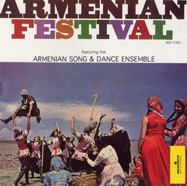Armenian Festival (CD edition)
