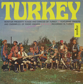 Songs & Dances of Turkey