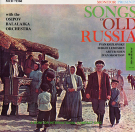 Songs of Old Russia (CD edition)