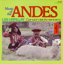 Music of Chile and Argentina and Music of the Andes