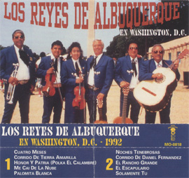 Los Reyes de Albuquerque en Washington, DC - 1992