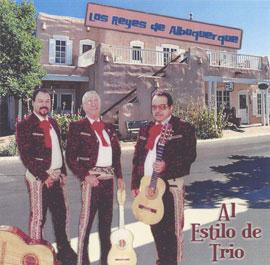 Al Estilo de Trio by Las Mananitas Guadalupanas