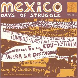 Mexico: Days of Struggle