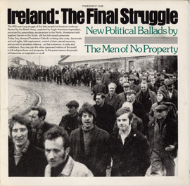 Cover for the album ''Ireland: The Final Struggle''