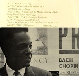 """Pritchard: """"Ti Jacques"""" Suite sur Melodie Folklorique d'Haiti: 1) Cortège; 2) Danse Elegante; 3) Mardi Gras"""