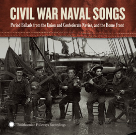 Civil War Naval Songs