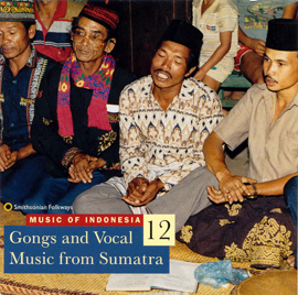 Music of Indonesia, Vol. 12