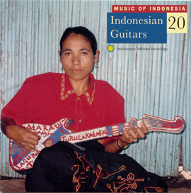 Music of Indonesia, Vol. 20: Indonesian Guitars