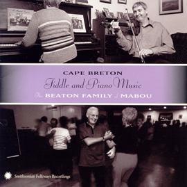 Cape Breton Fiddle and Piano Music