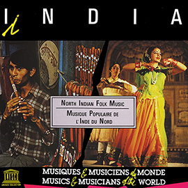 India: North Indian Folk Music