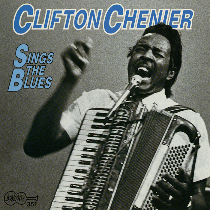 Clifton Sings the Blues