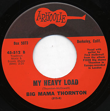 Swing it on Home / My Heavy Load