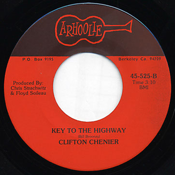 Key to the Highway / Someone Told Me It Was All Over