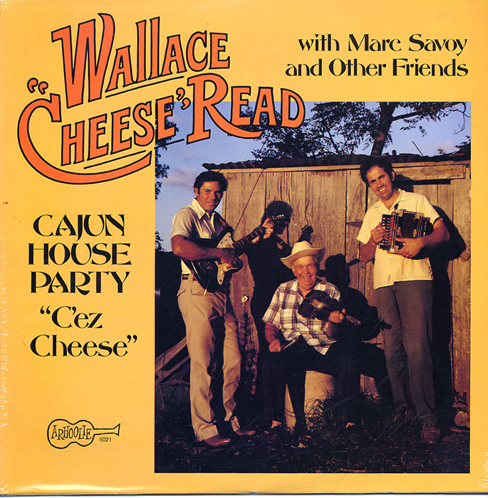 "Cajun House Party ""C'ez Cheese"""