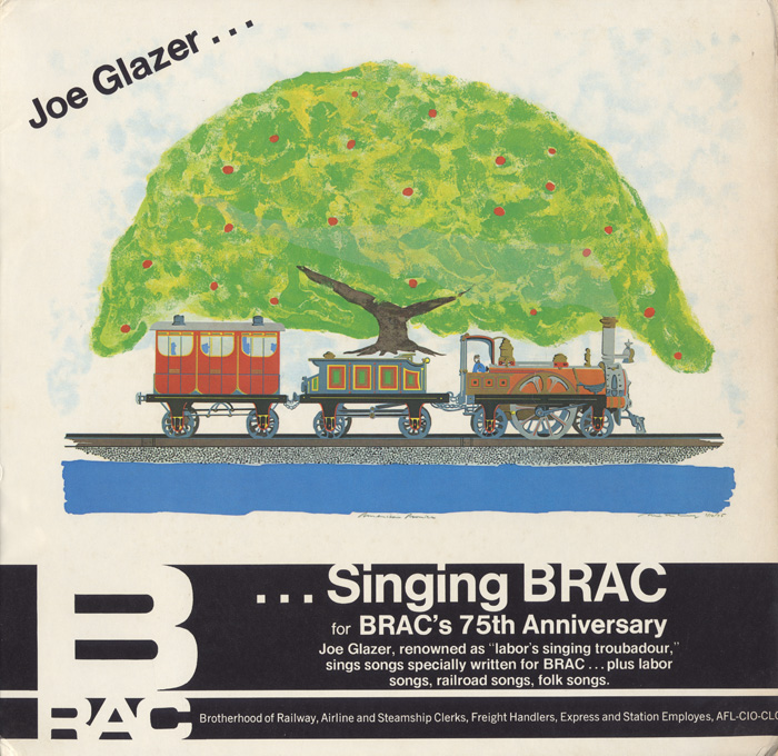Singing BRAC with Joe Glazer