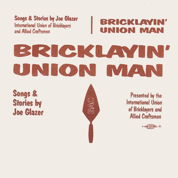 Bricklayin' Union Man