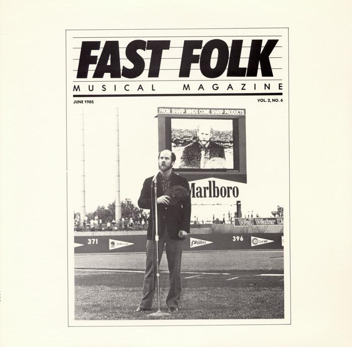 Fast Folk June 1985