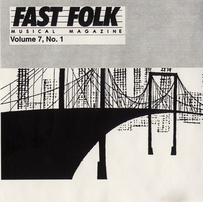 Fast Folk Musical Magazine (Vol. 7, No. 1)