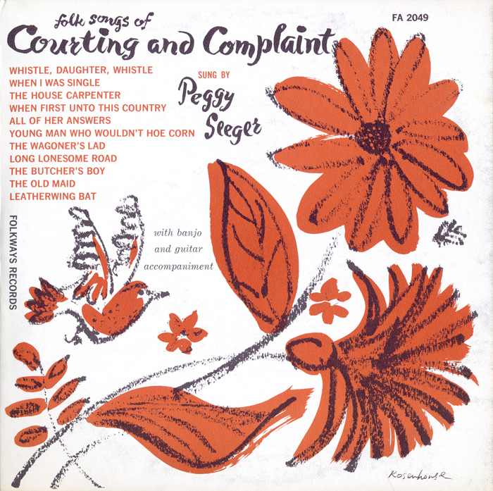 Songs of Courting and Complaint