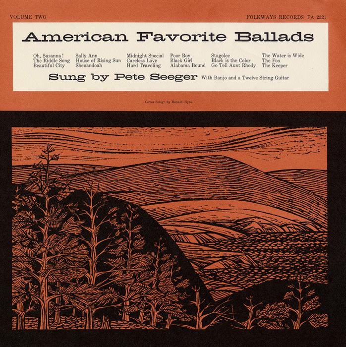 American Favorite Ballads, Vol. 2