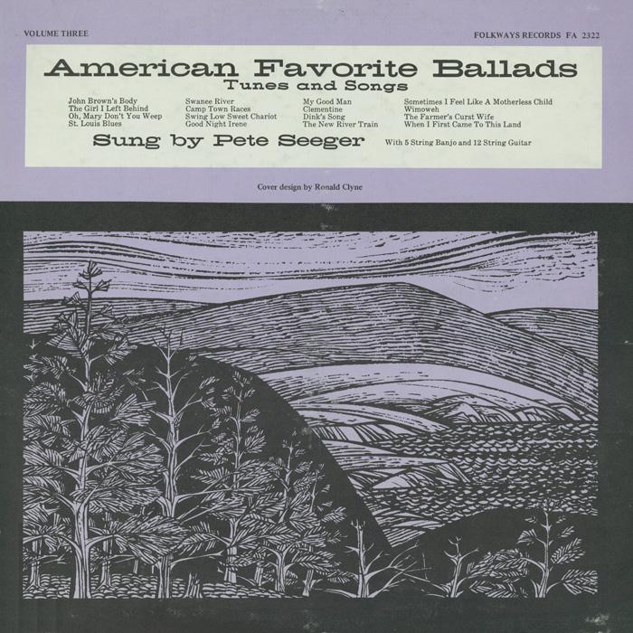 American Favorite Ballads, Vol. 3