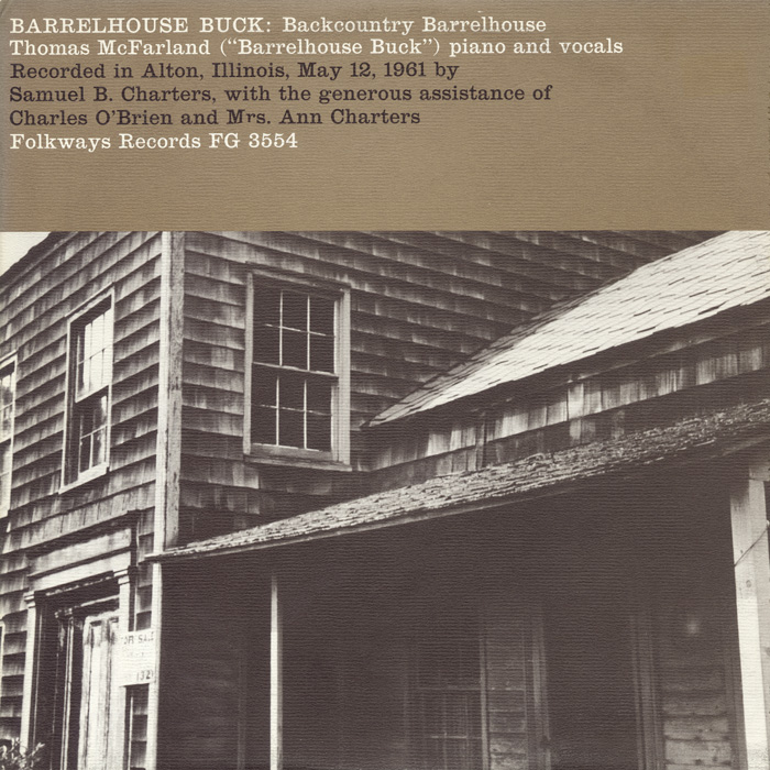Barrelhouse Buck: Backcountry Barrelhouse