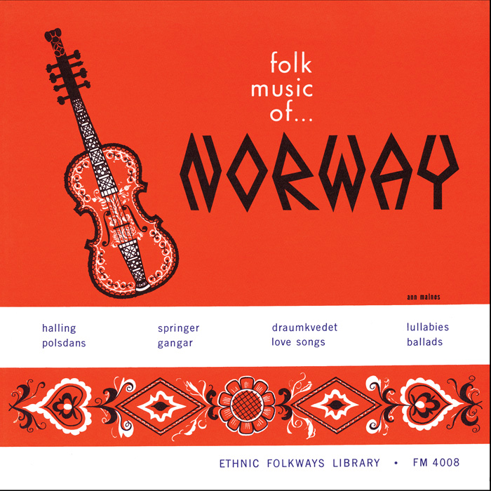 Songs and Dances of Norway