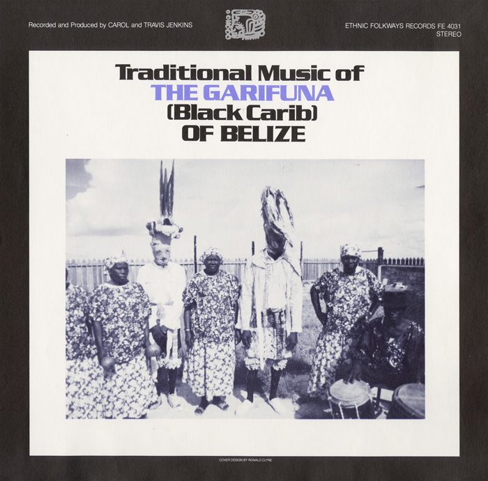 Traditional Music of the Garifuna of Belize