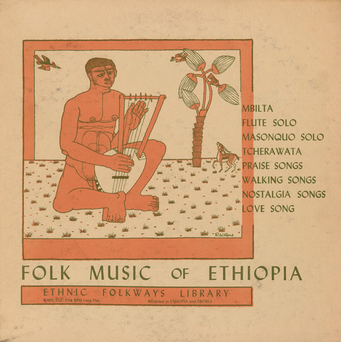 Folk Music of Ethiopia