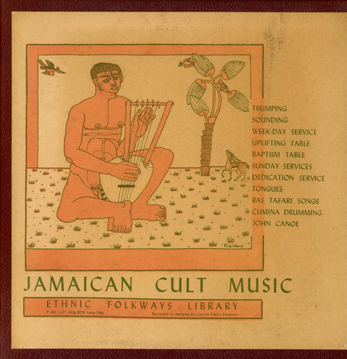 Jamaican Cult Music