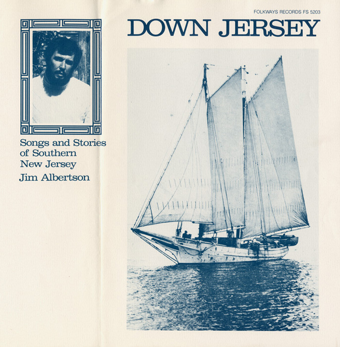 Down Jersey: Songs and Stories of Southern New Jersey