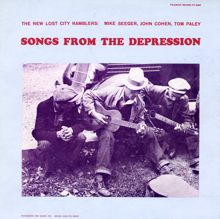 Songs from the Depression