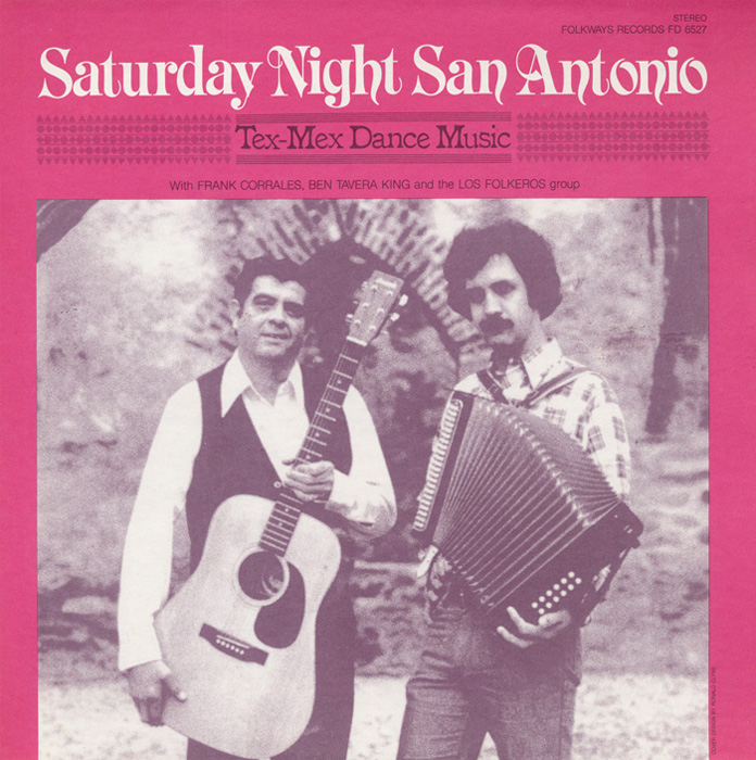 Saturday Night San Antonio: Tex-Mex Dance Music