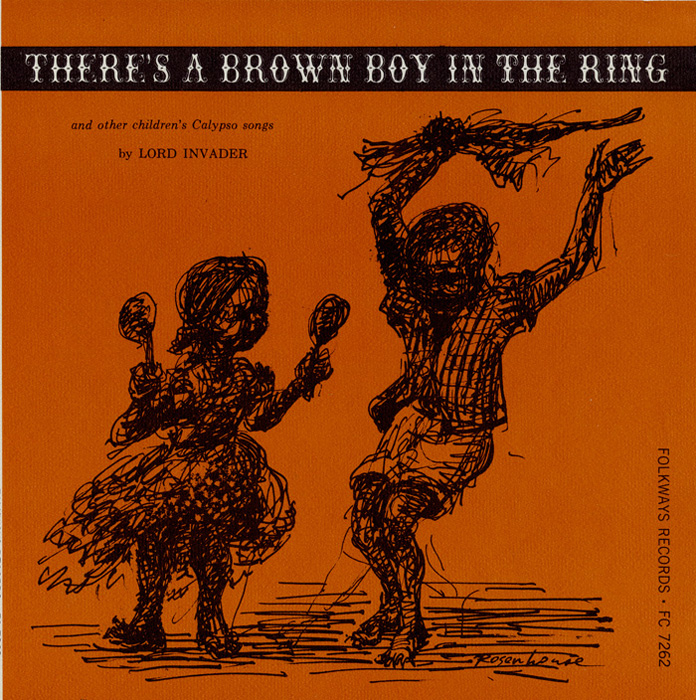 There's a Brown Boy in the Ring and Other Children's Calypso Songs