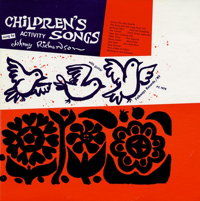 Children's Activity Songs