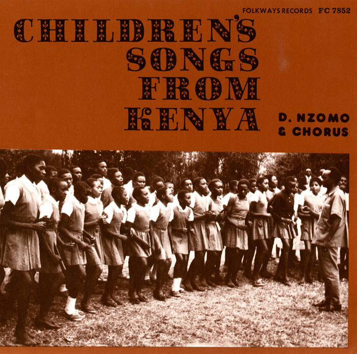 Children's Songs from Kenya
