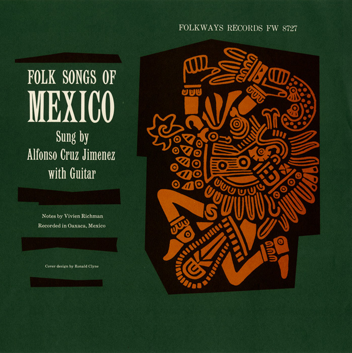 Folk Songs of Mexico