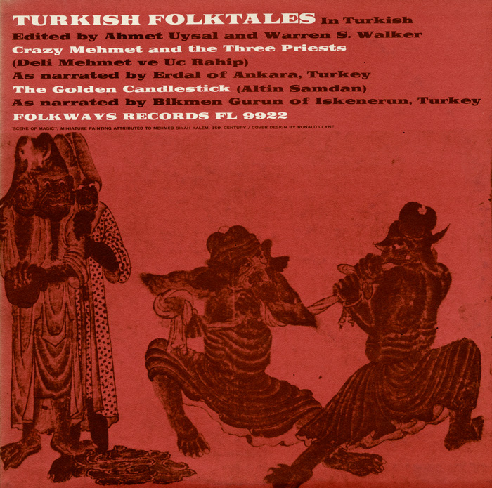 Turkish Folktales: Narrated in Turkish