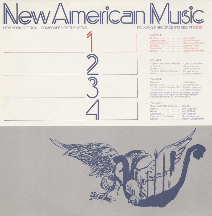 New American Music, Vol. 1