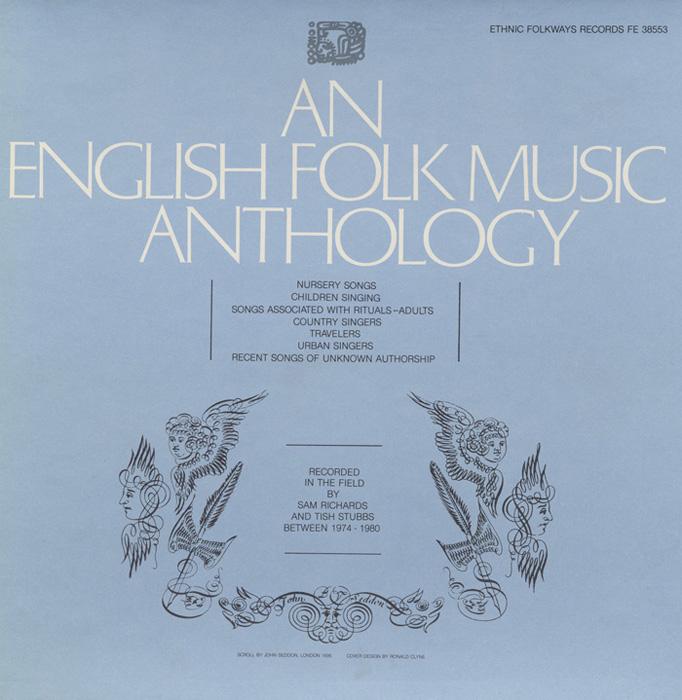 An English Folk Music Anthology