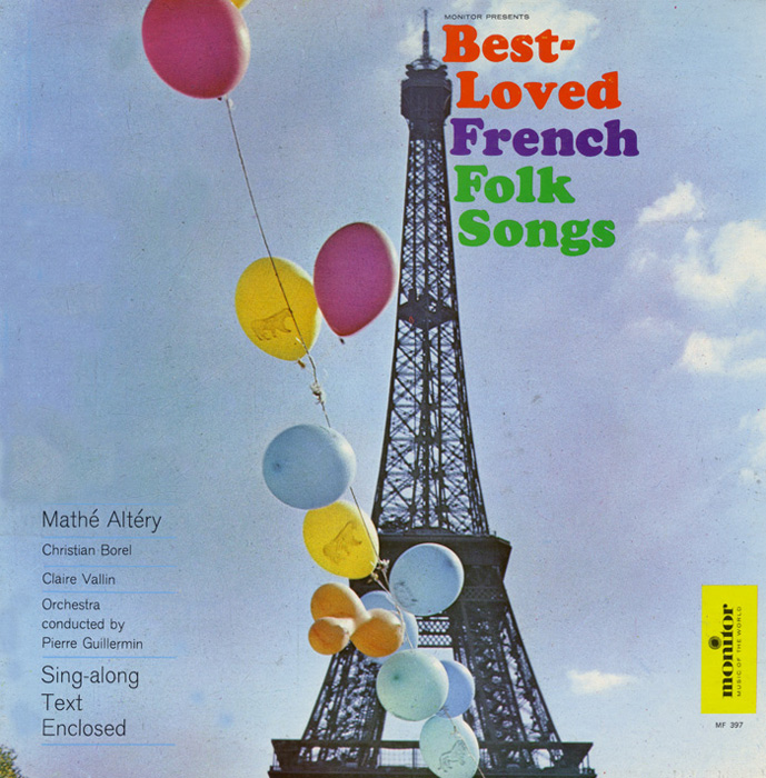 24 Best-Loved French Folk Songs