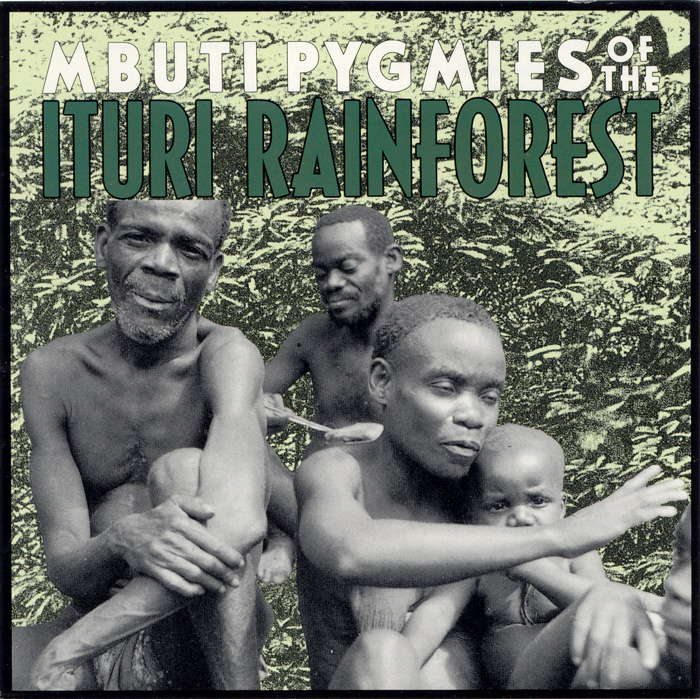 Mbuti Pygmies of the Ituri Rainforest