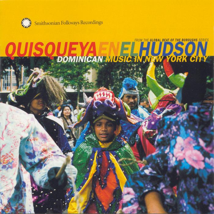 Quisqueya en el Hudson: Dominican Music in New York