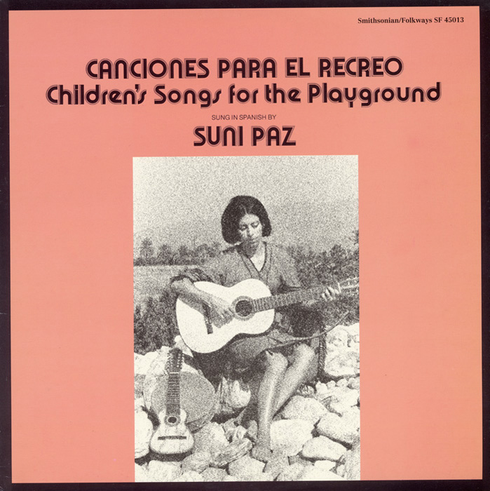 Canciones Para el Recreo: Children's Songs for the Playground