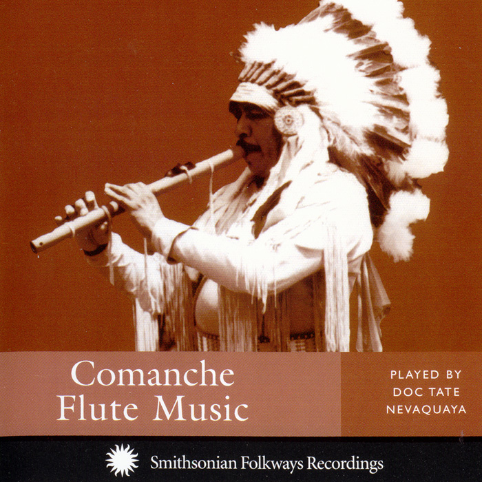Doc Tate Nevaquaya:Comanche Flute