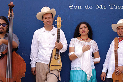 The Fandango in Son Jarocho: The Community Tradition and Improvisation of Son