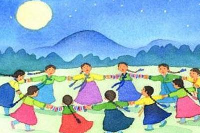 Ganggangsullae: Korean Dance Music of the Full Moon